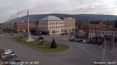 view from Monument Square Center on 2018-12-05
