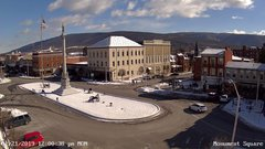 view from Monument Square Center on 2019-01-21