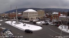 view from Monument Square Center on 2019-02-13