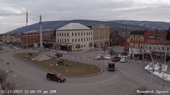 view from Monument Square Center on 2019-02-17