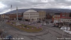view from Monument Square Center on 2019-02-18
