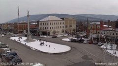 view from Monument Square Center on 2019-02-22