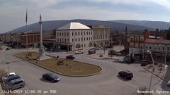 view from Monument Square Center on 2019-03-14