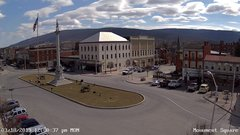 view from Monument Square Center on 2019-03-18
