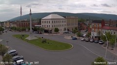 view from Monument Square Center on 2019-05-18