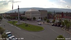 view from Monument Square Center on 2019-05-20