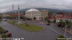 view from Monument Square Center on 2019-06-17