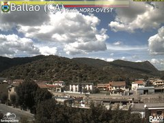 view from Ballao on 2019-03-19