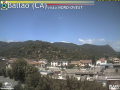 view from Ballao on 2019-05-12