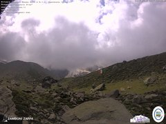 view from Rifugio Zamboni on 2019-07-15