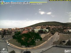 view from San Basilio on 2018-07-16