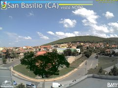 view from San Basilio on 2018-08-08