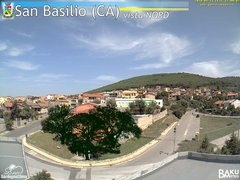view from San Basilio on 2018-08-11