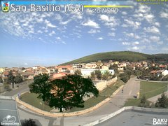 view from San Basilio on 2018-10-21