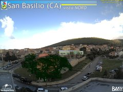 view from San Basilio on 2018-12-17