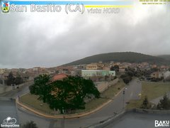 view from San Basilio on 2019-01-13