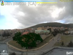 view from San Basilio on 2019-01-14