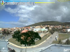view from San Basilio on 2019-03-14