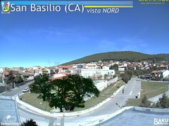 view from San Basilio on 2019-03-17
