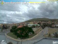 view from San Basilio on 2019-05-13