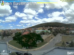 view from San Basilio on 2019-05-16