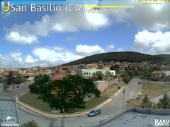view from San Basilio on 2019-05-18
