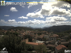 view from Armungia on 2019-04-29