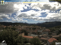 view from Armungia on 2019-05-16