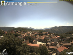 view from Armungia on 2019-07-01