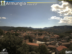 view from Armungia on 2019-07-17