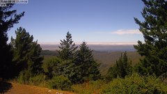 view from Kings Mountain on 2018-08-05