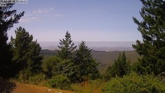 view from Kings Mountain on 2018-08-10