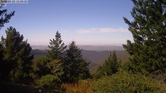 view from Kings Mountain on 2018-09-22