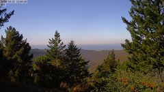 view from Kings Mountain on 2018-10-25