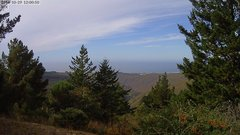 view from Kings Mountain on 2018-10-29
