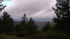 view from Kings Mountain on 2019-01-08