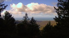 view from Kings Mountain on 2019-01-21