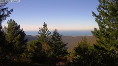 view from Kings Mountain on 2019-01-25