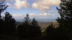 view from Kings Mountain on 2019-02-10
