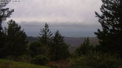 view from Kings Mountain on 2019-02-12