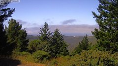 view from Kings Mountain on 2019-08-23