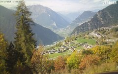 view from Verbier2 on 2018-10-15