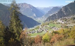 view from Verbier2 on 2018-10-18