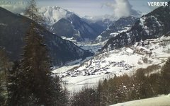 view from Verbier2 on 2019-01-18