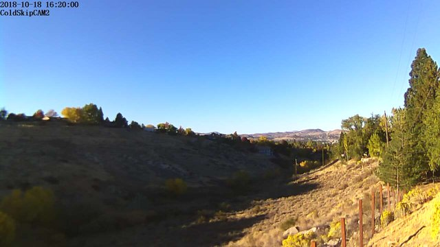 time-lapse frame, Rosewood webcam