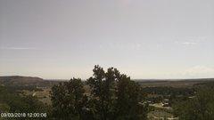 view from West Rabbit Gulch, Duchesne County, UT on 2018-09-03