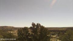 view from West Rabbit Gulch, Duchesne County, UT on 2018-09-12