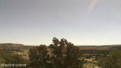 view from West Rabbit Gulch, Duchesne County, UT on 2018-09-14