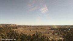 view from West Rabbit Gulch, Duchesne County, UT on 2018-11-26