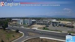 view from Sestu Cortexandra on 2018-08-13
